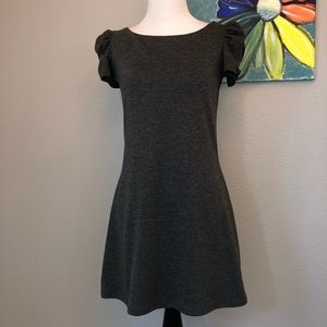 NWT Forever 21 charcoal gray dress size S/P